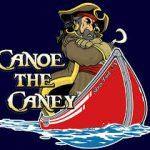 Canoe the Caney logo